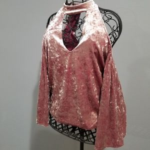 Velvet American Eagle Size S/M Open Shoulder*